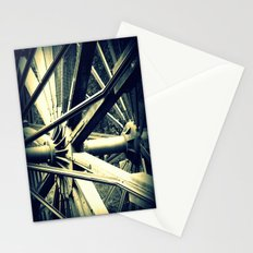 Tailing Wheels II Stationery Cards