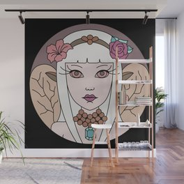 Day Fairy Wall Mural