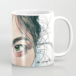 Bjørk in Milk Coffee Mug