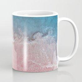 Bahamas pink blue Coffee Mug
