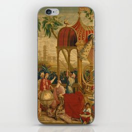 Beijing Observatory Chinoiserie iPhone Skin