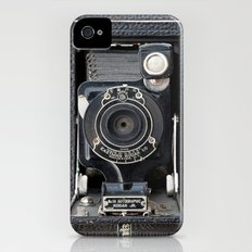 Vintage Autographic Kodak Jr. Camera Slim Case iPhone (4, 4s)