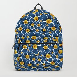 Intense Spring Morning Backpack