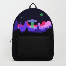 Hello ufo Backpack