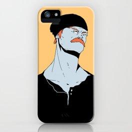 Dude #3 iPhone Case