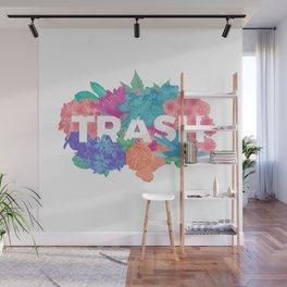 Trash Beauty Wall Mural