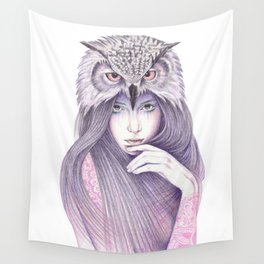 The Wisdom Wall Tapestry