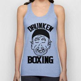 Kung Fu DRUNKEN BOXING Unisex Tank Top
