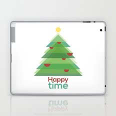 Happy time Laptop & iPad Skin