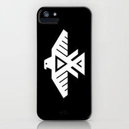 Thunderbird flag - HQ file Inverse iPhone Case