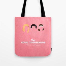The Royal Tenenbaums Tote Bag