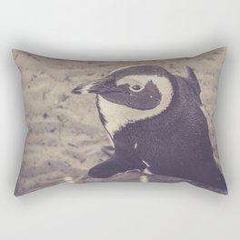 Adorable African Penguin Series 2 of 4 Rectangular Pillow