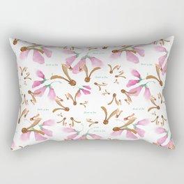 Seeds of Joy Rectangular Pillow