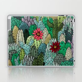 Cactus Collection Laptop & iPad Skin