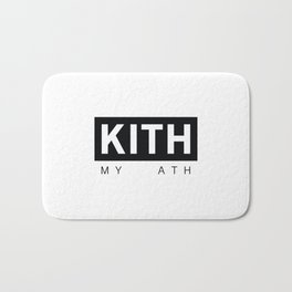 Kith My Ath Bath Mat