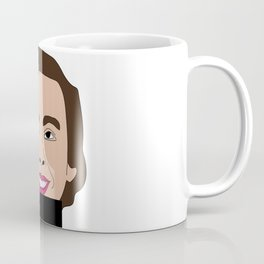 no chin, no problem Coffee Mug