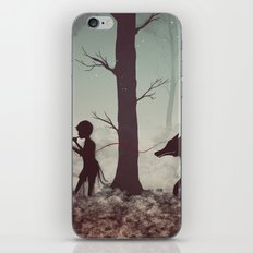 Wolf Parade iPhone Skin