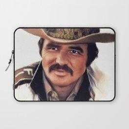 Burt Reynolds, Actor Laptop Sleeve