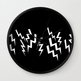 13 Bolts Wall Clock