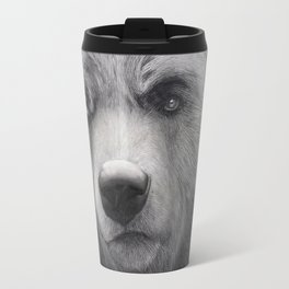 Bear Charcoal Travel Mug