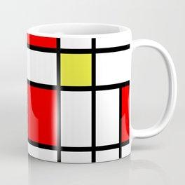 Mondrian #60 Coffee Mug