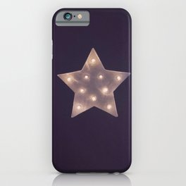 Wish upon a star 4 iPhone Case