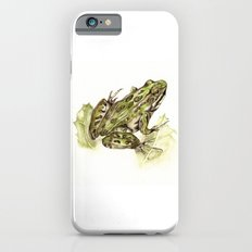 Northern Leopard Frog Slim Case iPhone 6s