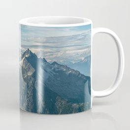 Alpha & Serratus Mountains, Squamish, BC Coffee Mug