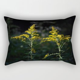 In the Weeds Rectangular Pillow