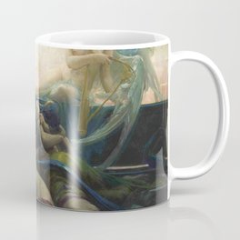 Finis (The End of All Things) Magical Realism Greek Mythology by Maximilian Pirner Coffee Mug