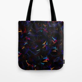 Abstract Butterfly pattern #5 Tote Bag