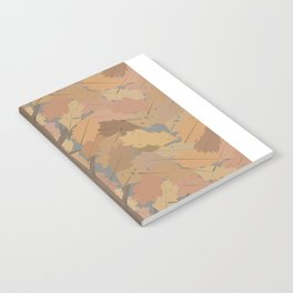 Shelter - Oak Notebook