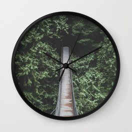 Lynn Valley, Vancouver Wall Clock
