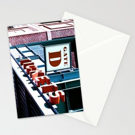 Fenway Gate D Tickets Stationery Cards