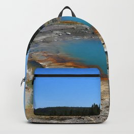 The Colors Of The Thermal Holes Backpack