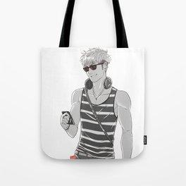 SNK: Modern Jean Kirschstein Tote Bag