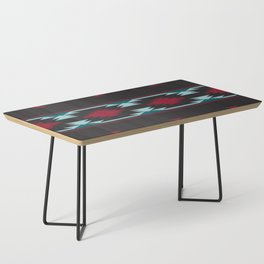 Native American Inspired Design Coffee Table