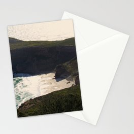 """""""Cape Point (ii)"""" by ICA PAVON Stationery Cards"""