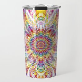 Psychedelic Soiree Travel Mug