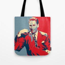 Errol Flynn Tote Bag