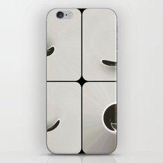 sym3 iPhone & iPod Skin
