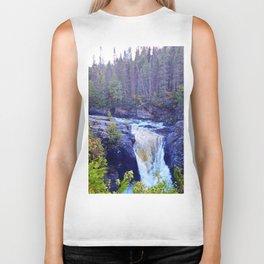 Ste-Anne Waterfalls Biker Tank