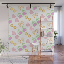 SUMMER GLASSES! SUMMER COLLECTION! Wall Mural