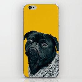 Pug Is Life iPhone Skin