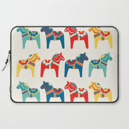 Swedish Horses Laptop Sleeve