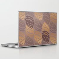 calligraphy Laptop & iPad Skins featuring Calligraphy 4 by Johs