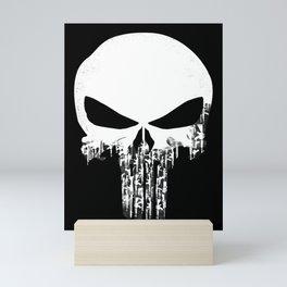 Weapons Of Punishment - Punisher Comic Mini Art Print