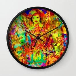 MaYhEmIc Miscellania: ZUMALOOM 19 Wall Clock