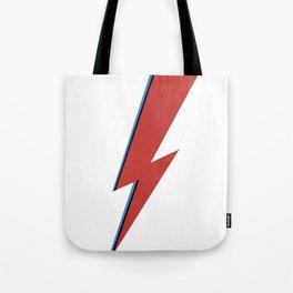 Bowie Bolt Tote Bag