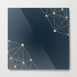 Abstract Background 11 Metal Print